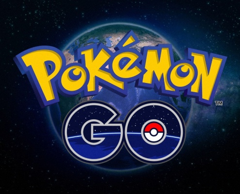 Pokemon GO app op je iphone of samsung telefoon